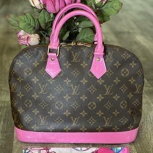 💯 Authentic Preloved Louis Vuitton Alma Pm